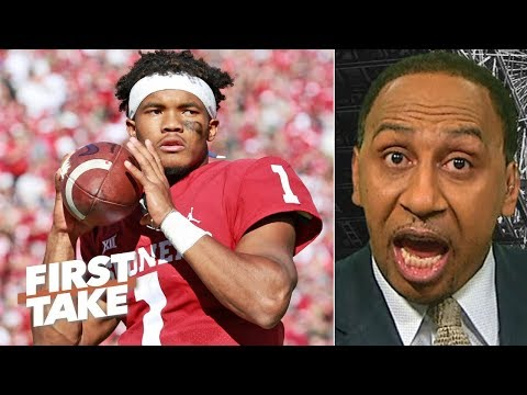 Stephen A. goes off on 'offensive' criticism of Kyler Murray by Charley Casserly | First Take