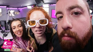 Jess Glynne on new song 'One Touch' and touring with the Spice Girls! 💃 Video