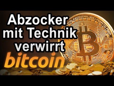 """Bitcoin Betrüger ruft an, weiß nicht mal, was """"Bits"""" sind"""