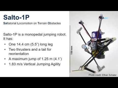 Meet Salto-1P, the jumping robot