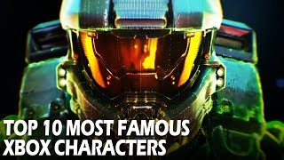Top 10 Most Famous Xbox Characters
