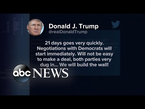 Trump warns another shutdown could happen