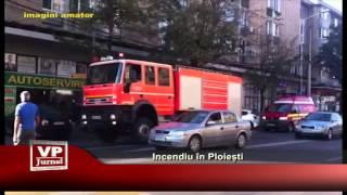 Incendiu in Ploiesti