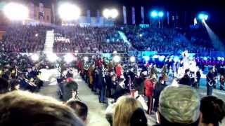 Skyfall by Adele performed by the South African Tattoo 2013