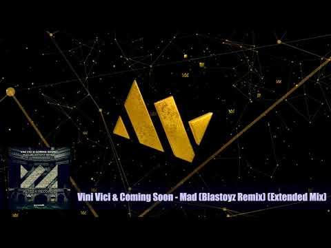 Vini Vici & Coming Soon - Mad (Blastoyz Remix) (Extended Mix) - Alteza Records 002