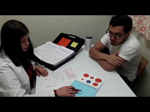 """PRUEBA """"RIAS"""" - ESCALA DE INTELIGENCIA DE REYNOLDS (Práctica estudiantil)"""