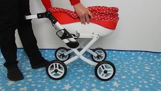 Обзор коляски для кукол
