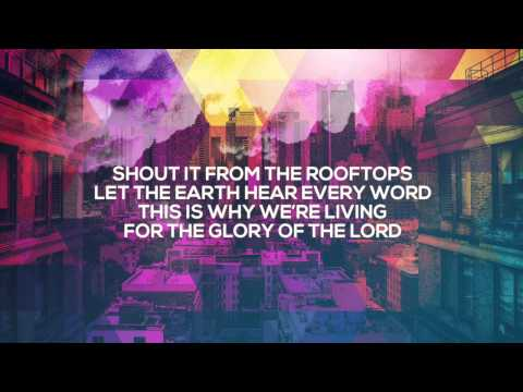 Rooftops -  from 'Rooftops 'The Sound of Vineyard Youth' (Official Worship Lyric Video)