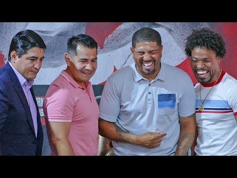 LEGENDS OF BOXING - Pacquiao vs.Thurman FIGHT ANALYSIS - Morales, Wright, Barrera & Porter