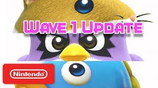 Download Kirby Star Allies: Rick & Kine & Coo Are Back! - Nintendo Switch Mp3 and Videos