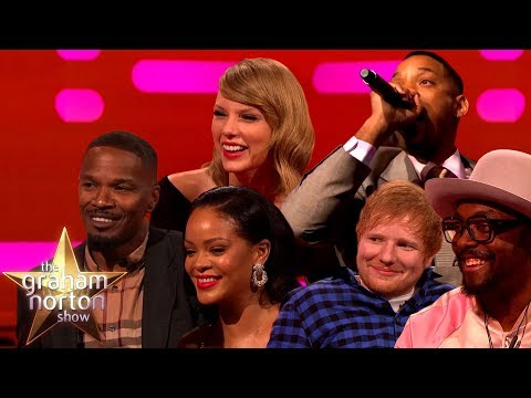 World's Biggest Music Stars Having The Best Time On The Graham Norton Show | Volume 1