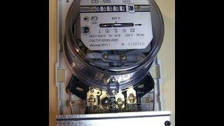 Как остановить счетчик электроэнергии ПУ(В этом видео, я показал один из многочисленных способов остановки электрического счетчика (прибора учета)..., 2015-12-11T18:56:30.000Z)