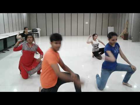 Dance Practice on vande mataram song(ABCD 2)