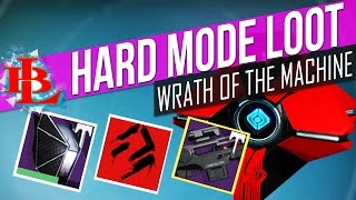 wrath of the machine loot