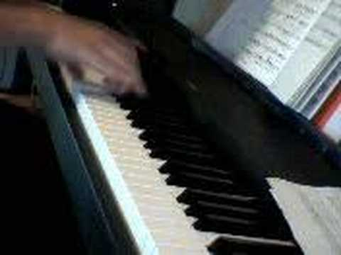Re: bruce springsteen, 10th avenue freeze-out, on a piano