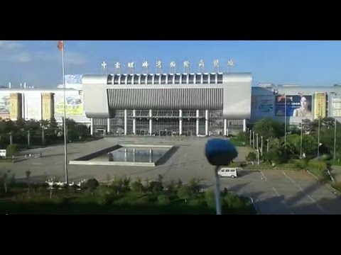 Way to New Luo si wan wholesale market from Jiaosanqiao to South Coach Station