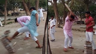 STREET CRICKET FIGHTS & FUNNY MOMENTS 2018 VIDEOS