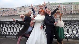 Видео свадьбы Ольги и Максима - свадебное видео молодожёнов