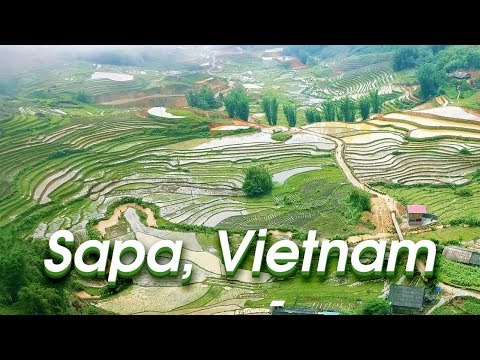 SAPA, VIETNAM is BEAUTIFUL!!! | 3 Day 2 Night Tour Vlog 2018 | LIFE IN VIETNAM