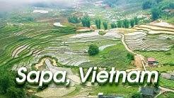 SAPA, VIETNAM is BEAUTIFUL!!! | 3 Day 2 Night Tour Vlog 2018 | LIFE IN VIETNAM