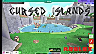 THIS ISLAND IS CURSED!!| Roblox Cursed Islands| Roblox Adventures #9
