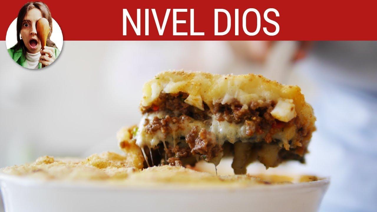 PASTEL DE PAPA NIVEL DIOS - #Paulina1Millón