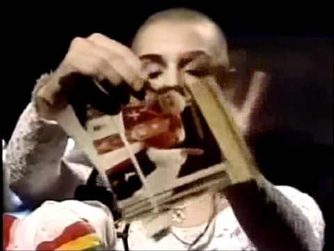 Sinead O'Connor vs. Pope J is listed (or ranked) 2 on the list The Most Shocking Moments From 'Saturday Night Live'