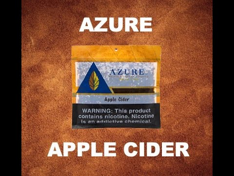 Azure Apple Cider Review