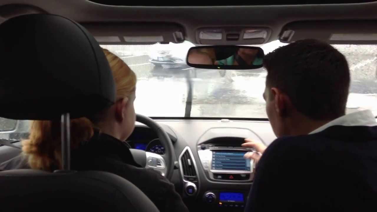 Customer's Test Drive 2013 Hyundai Tucson | New Car Your Local ...