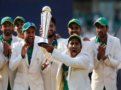 Champions Trophy   India vs Pakistan   Post Match Press Conference   Sarfraz Ahmed & Mickey Arthur