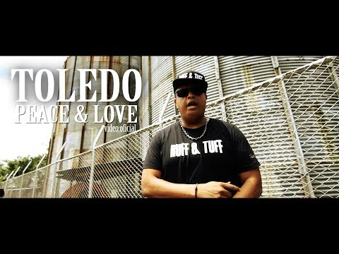 Toledo - Peace & Love (Video oficial) 2017 #LaCremeDeLaCreme