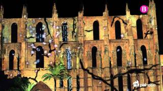 PALNOISE - 3D Mapping Projection Cathedral, Palma de Mallorca (Spain) (EXTENDED)
