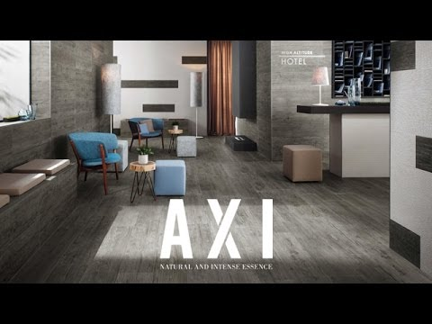 axi wood look atlas concorde youtube. Black Bedroom Furniture Sets. Home Design Ideas