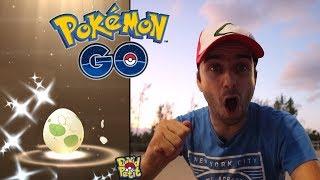 DOBLE HUEVO ALOLA SHINY, INTERCAMBIO CON SUERTE Y MUCHO MÁS! [Pokémon GO-davidpetit]