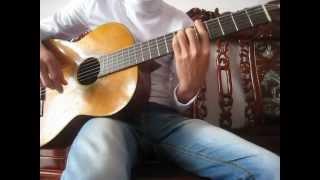 Vì đời (Quái Vật Tí Hon) - Hướng dẫn đệm guitar
