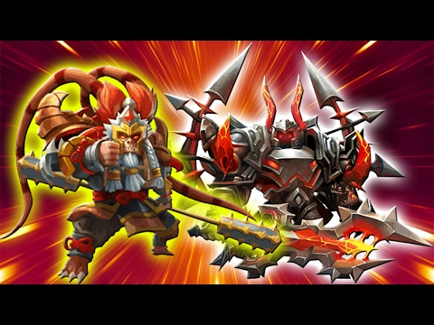 CLASH OF LORDS 2 DOUBLE EPIC ROLL!!!