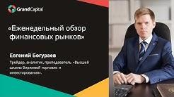 Еженедельный обзор финансовых рынков 20-24 апреля 2020.