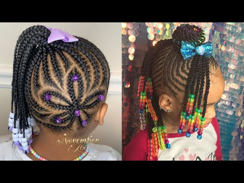 cute-kids-braids-and-beads-hairstyles-compilation-|-melanin-hairstyles