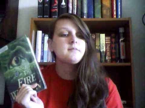 Book Review: The Fire Within By Chris D'Lacey