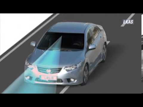 Honda Advanced Safety Systems Explained