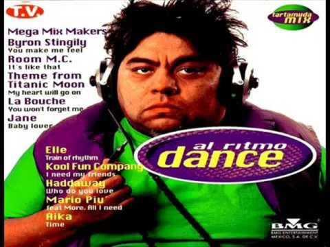 ALRITMO DANCE 98 CD COMPLETO