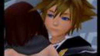 """I won´t let you break down Sora"""