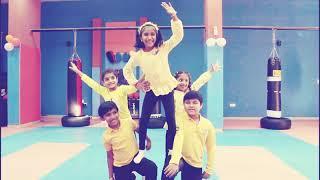 SIMMBA;Aankh Marey Dance Cover NDC Uae Kid,s