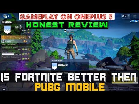 Is Fortnite Better Than Pubg Mobile | Fortnite Short Review