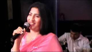Geeth Madhuri Musical Show 2012    SRI LANKA - Aaja Re Pardesi - Madhumati