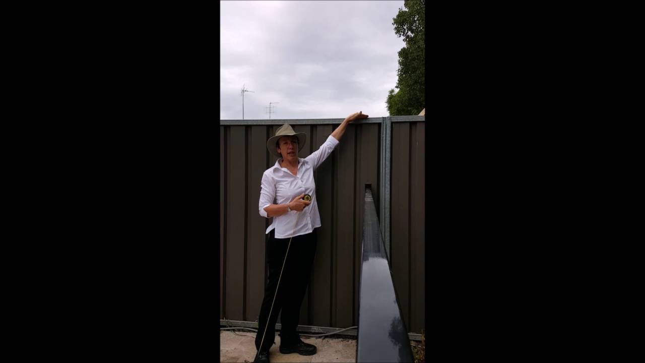 Nsw Swimming Pool Barrier Ncz Non Climbable Zone 5 Explained Youtube