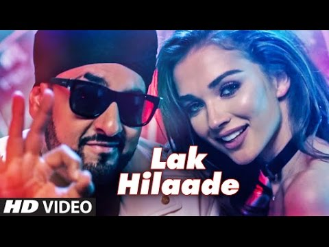 LAK HILAADE  Video Song   Manj Musik,Amy Jackson,Raftaar   Latest Hindi Song  HD