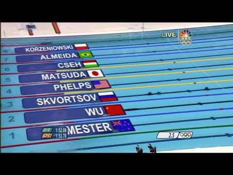 Beijing 2008: 200m Butterfly