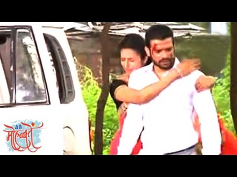 Yeh Hai Mohabbatein 14th October 2014 FULL EPISODE | Raman RESCUES & HUGS Ishita