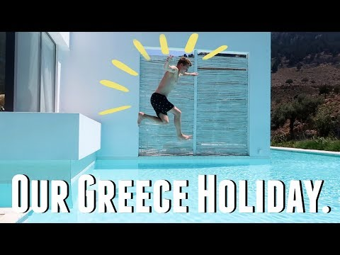Our Greece Holiday. | SeanElliottOc